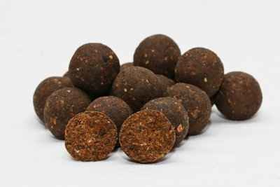 Boilies Black Fish - Dead Sea, 24 mm