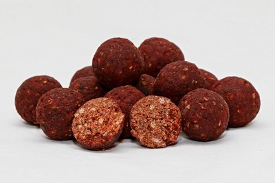 Boilies Pikant - Red Garlic, 15 mm