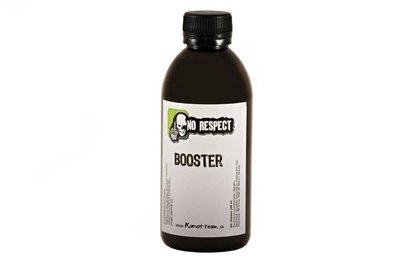Booster Black Fish - Squid Octopus, 250 ml
