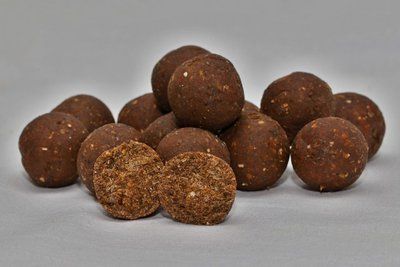 Boilies Fish Liver - Halibut, 24 mm