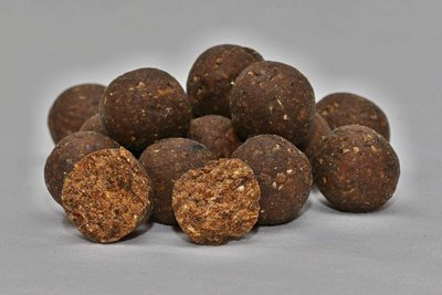 Boilies Fish Liver - Smoked Salmon, 24 mm